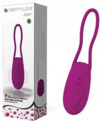 Gale Stimulator 7 Function Purple Vibrator