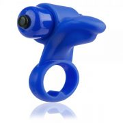 You Turn 2 Finger Fun Vibe Blue Finger Vibrator