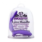 Love Handle G Spot Massager Purple
