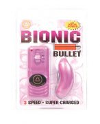 Bionic bullet curved