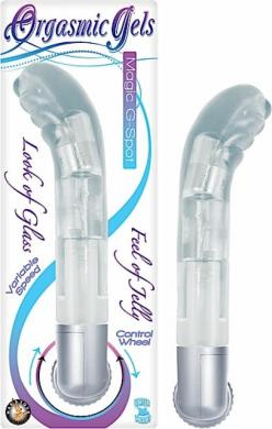 Orgasmic Gel Magic G Spot Clear