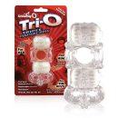 Tri O Triple Pleasure Ring Assorted Colors