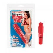 Mega Mite Red waterproof